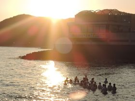 パワースポット伊勢二見浦で奇跡の塩を作る宿「岩戸館」|三重県|トラベルjp<たびねす>