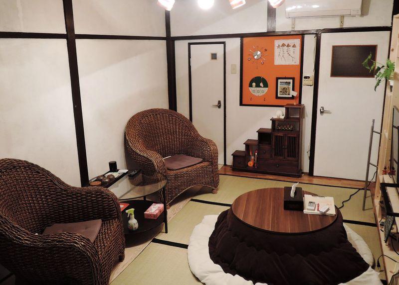 京都・1軒貸切宿「くるみ」仲間で家族でリーズナブルに宿泊!