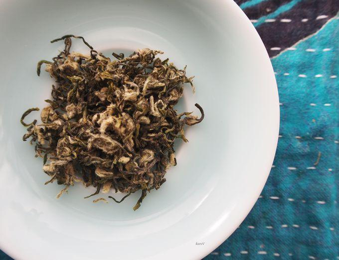 必ず買いたい「碧螺春」!まるで春を茶器にとじこめたよう。