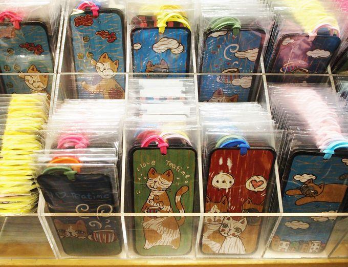 「猫的天空之城」なら蘇州のかわいいお土産もそろう!