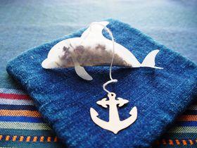 天草のお土産はコレ!松下園「イルカのティーバッグ」|熊本県|トラベルjp<たびねす>