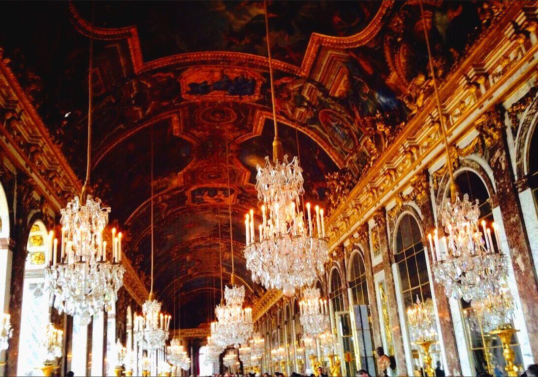 4.ヴェルサイユ宮殿