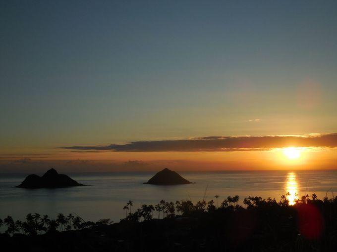 オアフ島で1番美しい「ラニカイビーチ」で1日の始まりを!