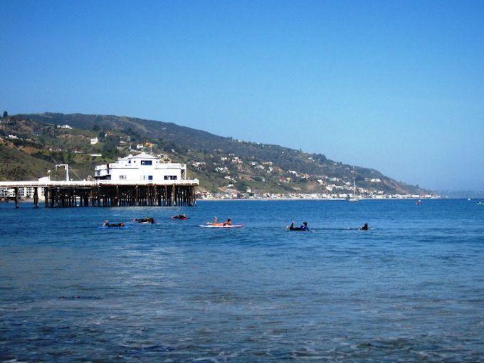 とにかく美しいの一言!マリブは大人とサーファーの為の自然豊かなビーチ!