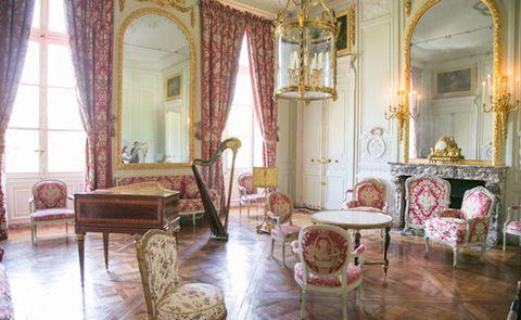ヴェルサイユ宮殿に行こう!