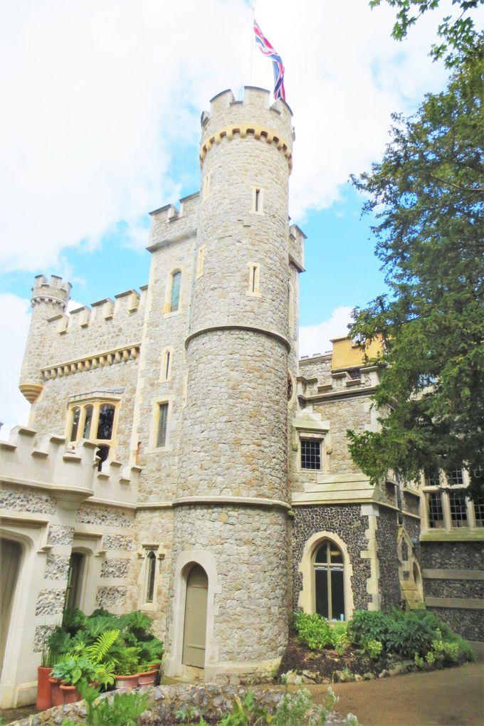 牡蠣だけじゃない。素晴らしい城もお見逃しなく!