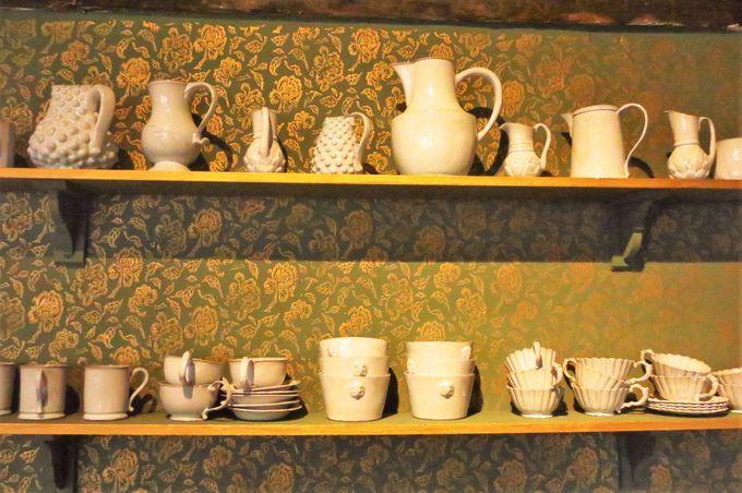 見逃せない、ウィットに富んだ陶器作品