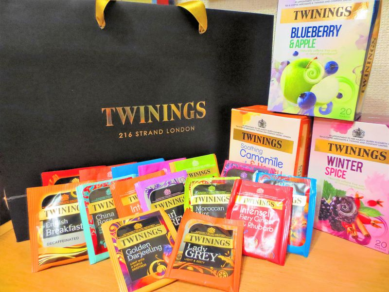 イギリス土産なら絶対紅茶!ロンドンの大人気紅茶専門店5選