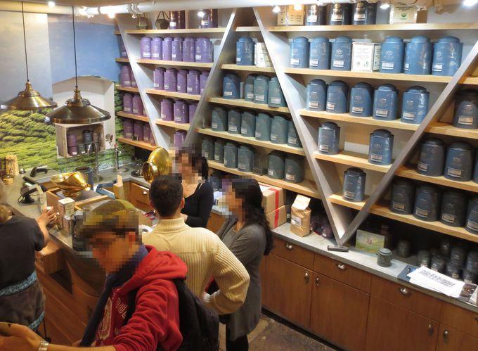 茶葉から茶器まで、総合的に紅茶文化をプロデュースする「ウィタード」
