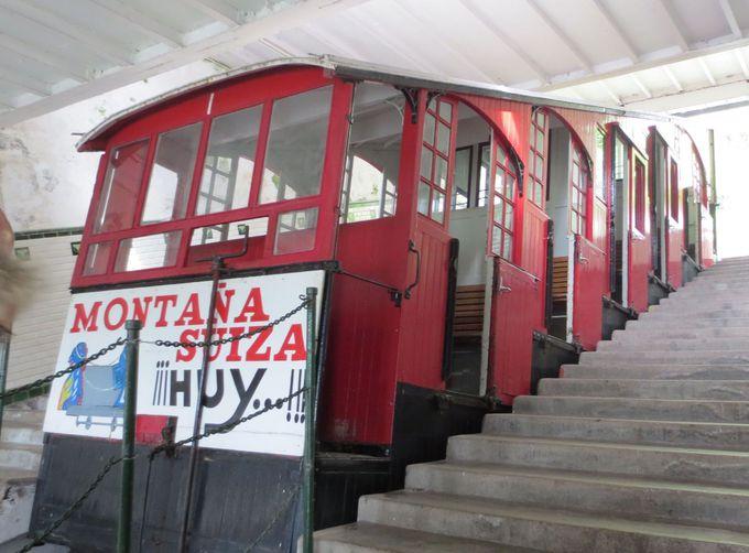 散策ルート(2):旧市街から往復3時間以内で、コンチャ湾の絶景を臨む