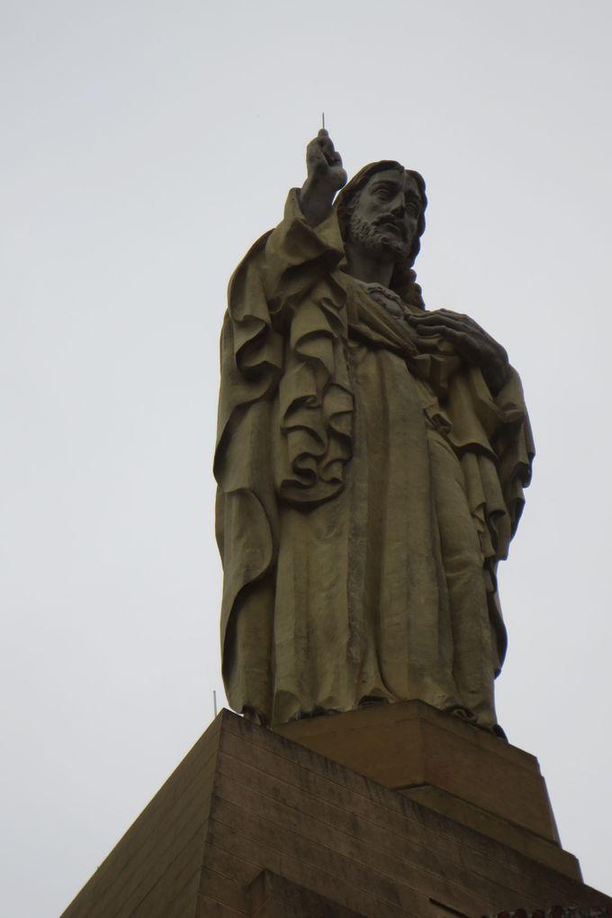 リオデジャネイロにも負けない、圧巻のキリスト像!