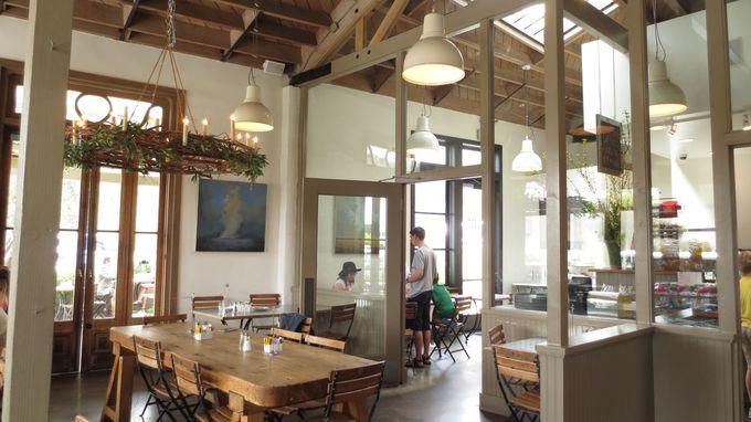 ランチはロハス&ベジタリアンカフェ「ジンク・カフェ&マーケット」で!