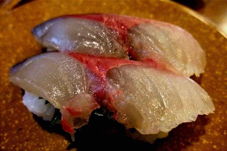 廻る、関アジ・関サバに感動!「くるくる寿司 亀正」