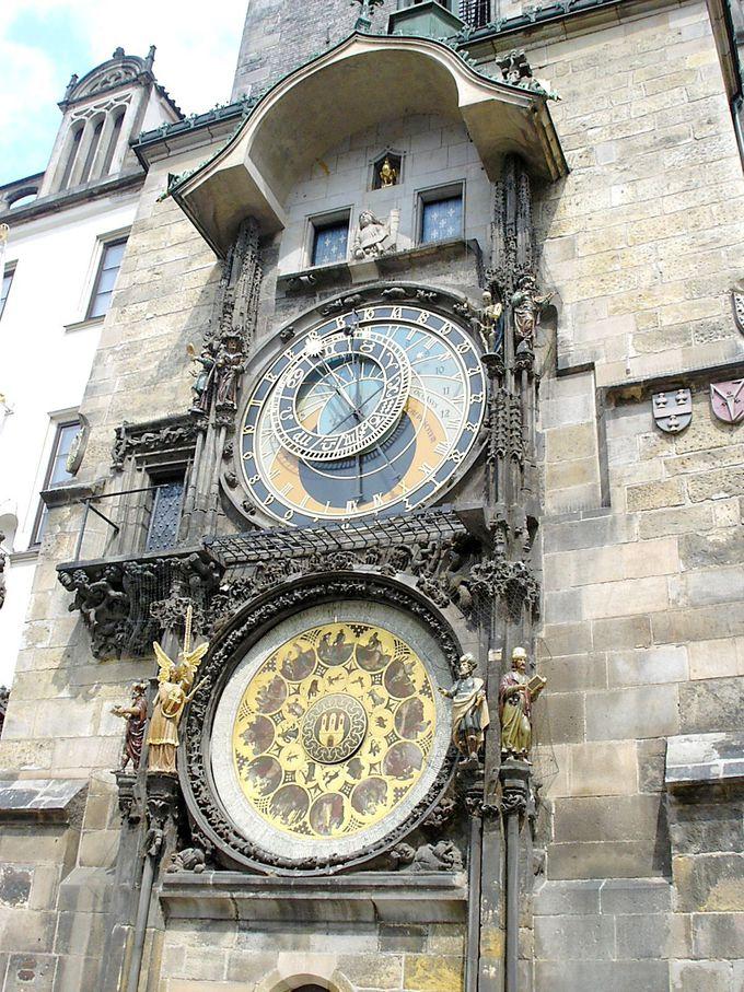 歴史を数多く刻む観光スポット「旧市街広場」