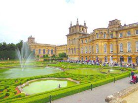 ダウントン・アビー越え!オックスフォード「ブレナム宮殿」はイギリス貴族の華麗なる館