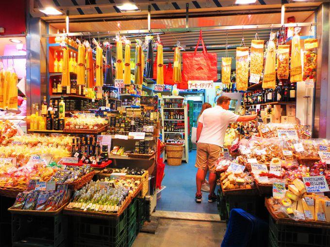 商品知識が豊富な日本人スタッフがいる「クリスティーナ・マネッティ」