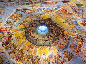 フィレンツェの人気観光スポット「ドゥオモ」で体験する天国と地獄
