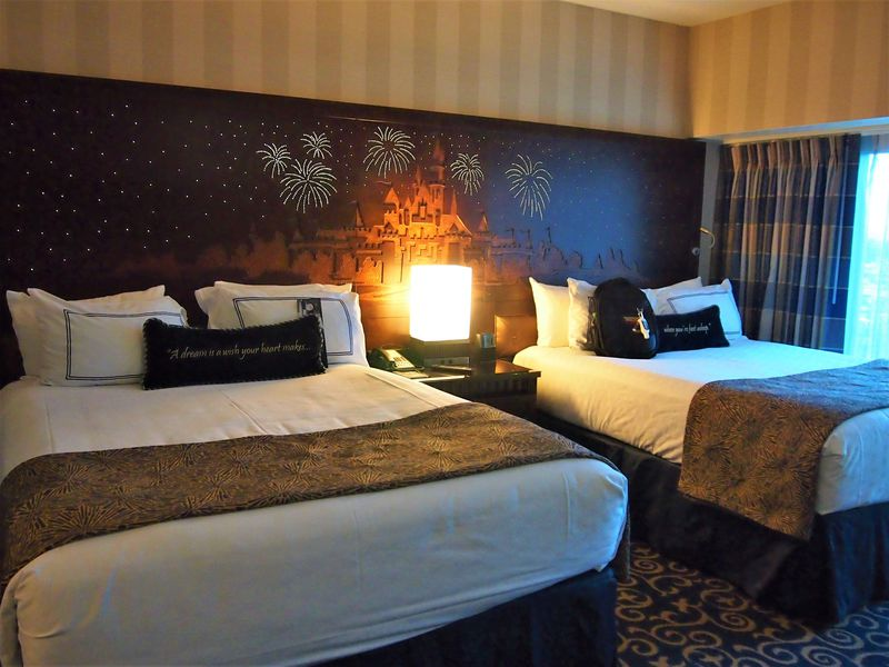 カリフォルニアのディズニー直営ホテル完全ガイド!3ホテルのココが素敵!