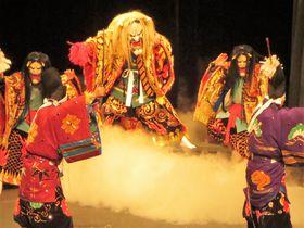 最後はみんなで大蛇に巻かれる!伝統芸能「広島神楽」を広島県民文化センターで堪能|広島県|トラベルjp<たびねす>