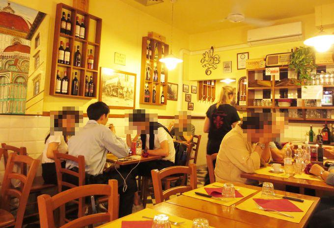 駅やバスターミナルに近くて便利な、イタリア式定食屋「IL CONTADINO」