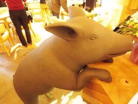 川越で堪能する埼玉豚グルメの雄・サイボクハム「GRILL&BEER SAIBOKU」