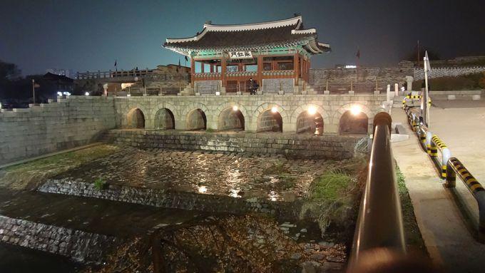 3.水原華城