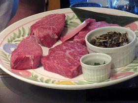 赤と黒を食べ比べ!ウェスティンホテル東京・鉄板焼「恵比寿」