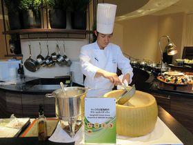 直送野菜も食べられる女性に嬉しい台場のブッフェ「ガーデン ダイニング」|東京都|トラベルjp<たびねす>