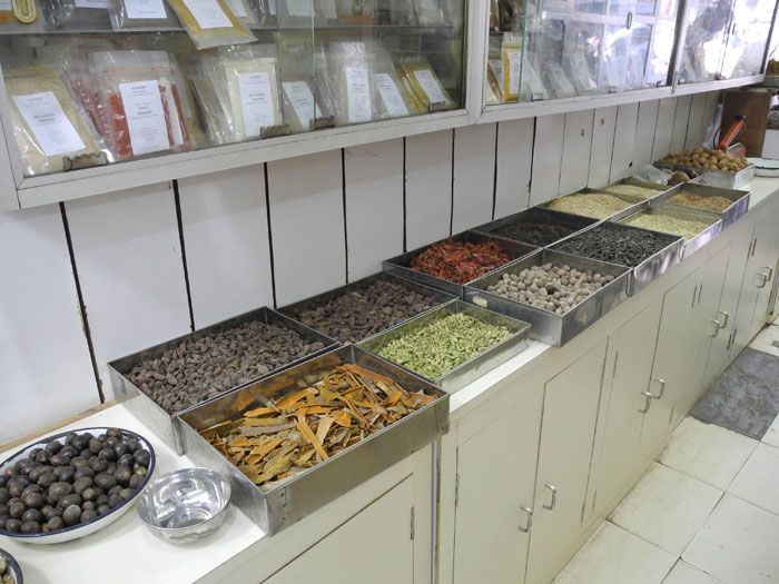 庶民の台所、スパイスマーケット