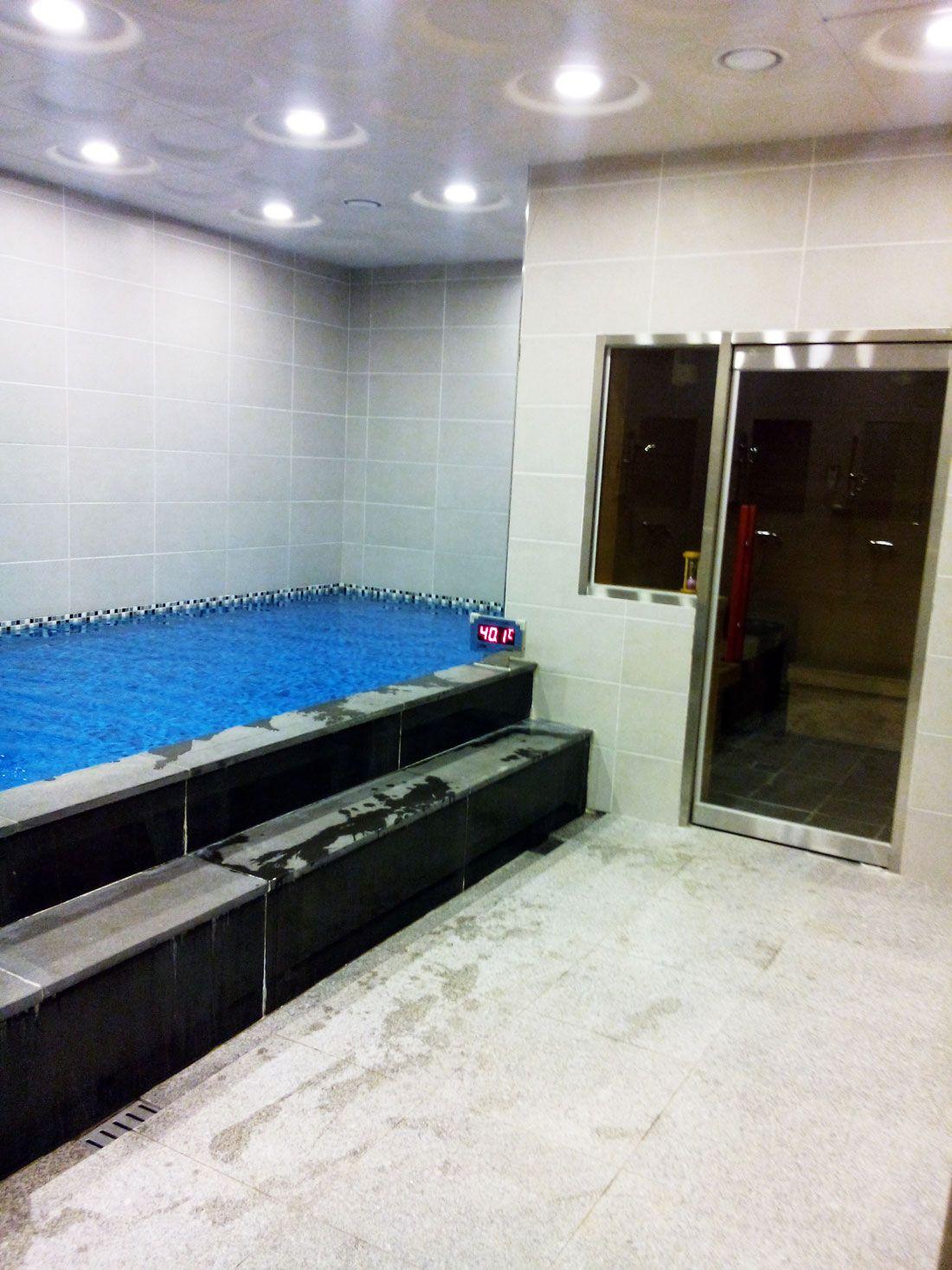 大浴場&サウナで疲れたカラダもリフレッシュ!