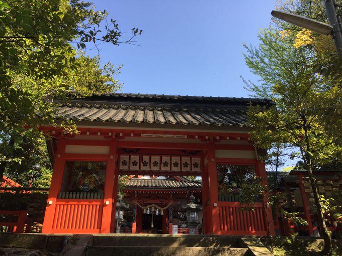 美しい神門は平成5年に復刻!