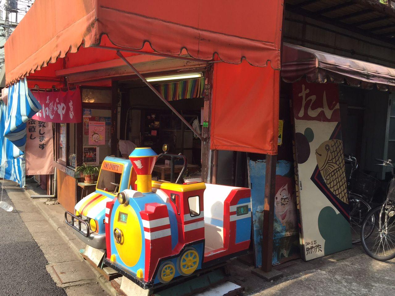 学生の街、レトロな雰囲気の街、江古田はB級グルメの宝庫!