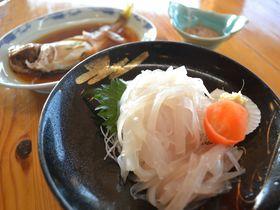 朝獲れイカを朝食で!函館「湯元漁火館」は市場で競り落とす魚介が超新鮮|北海道|トラベルjp<たびねす>