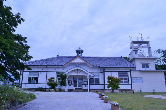 県内で唯一残る大正時代の測候所「旧飯田測候所」