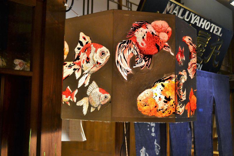 超幻想的な湯治場アート。山形県肘折温泉「ひじおりの灯」を見に行こう