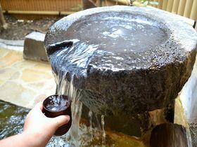 1分間にドラム缶7本分!山梨・石和「旅館深雪温泉」のドバドバ湯が凄い|山梨県|トラベルjp<たびねす>