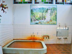 トマトジュース色の温泉!?北茨城「鹿の湯松屋」の濃厚赤湯が凄い|茨城県|トラベルjp<たびねす>
