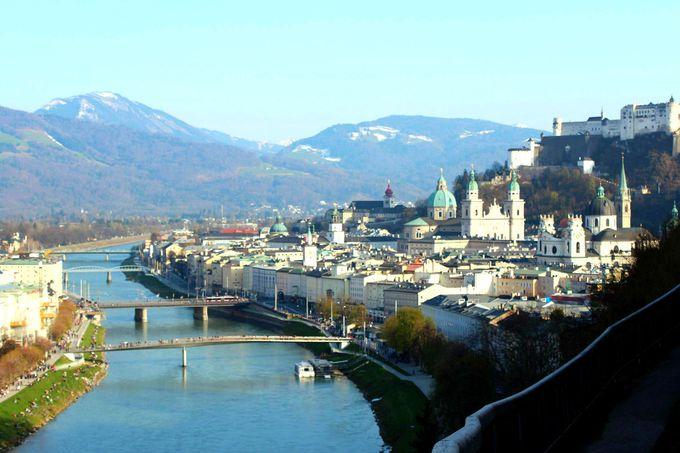 映画『サウンド・オブ・ミュージック』の世界!アルプスに佇む芸術の都「ザルツブルグ」(オーストリア)