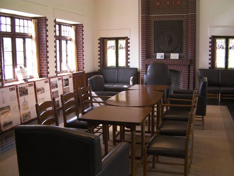 移築された大正期の建築物