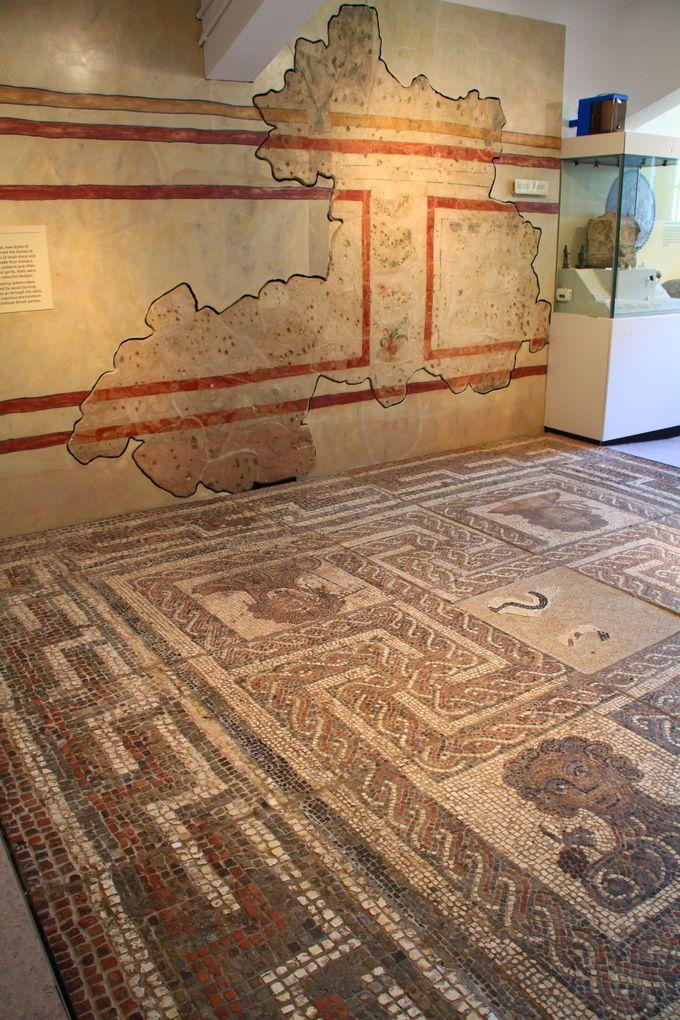 ヨークの長く深い歴史に感動「ヨークシャー・ミュージアム」