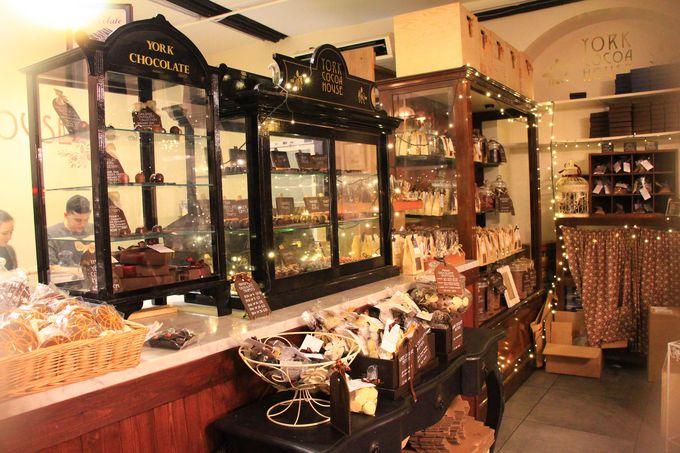ヨークは昔、チョコレートの街だった!