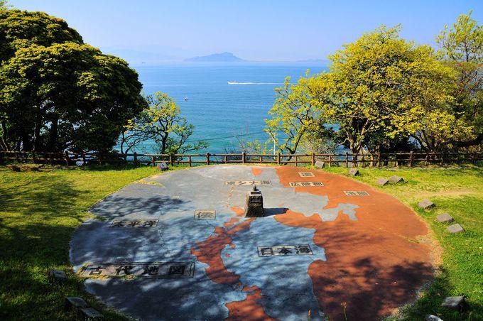 漢委奴国王の金印が発見された「志賀島」