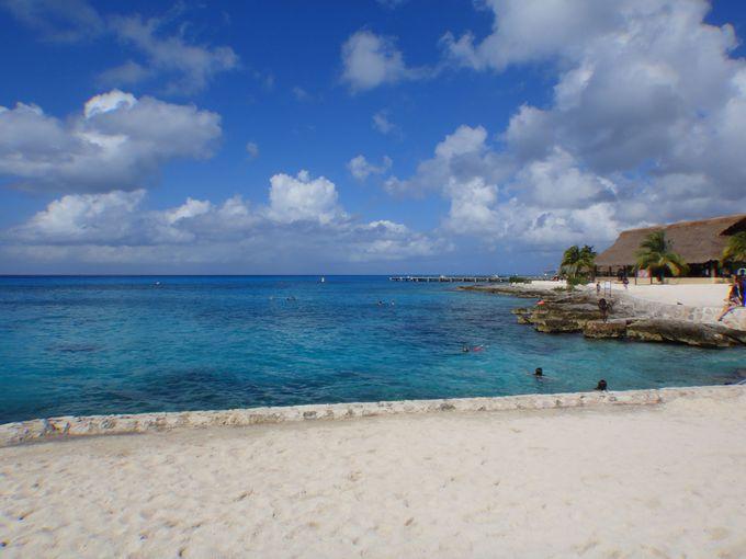 コスメル島の魅力その1「チャンカナブ国立公園」