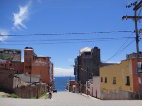 ボリビア・ペルー国境の街コパカバーナから伝説の「太陽の島」へショートトリップ!
