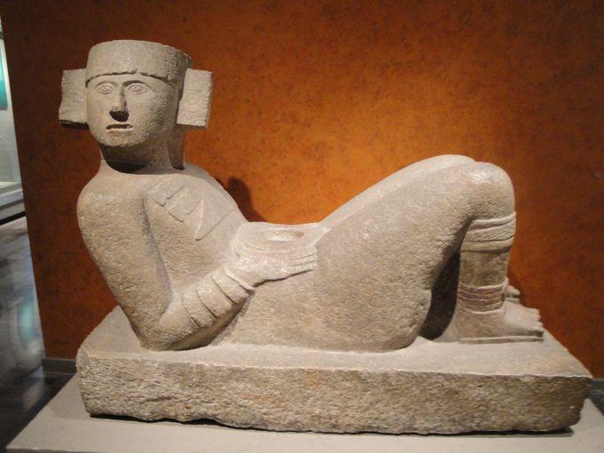 メキシコの文明・遺跡を凝縮した大博物館