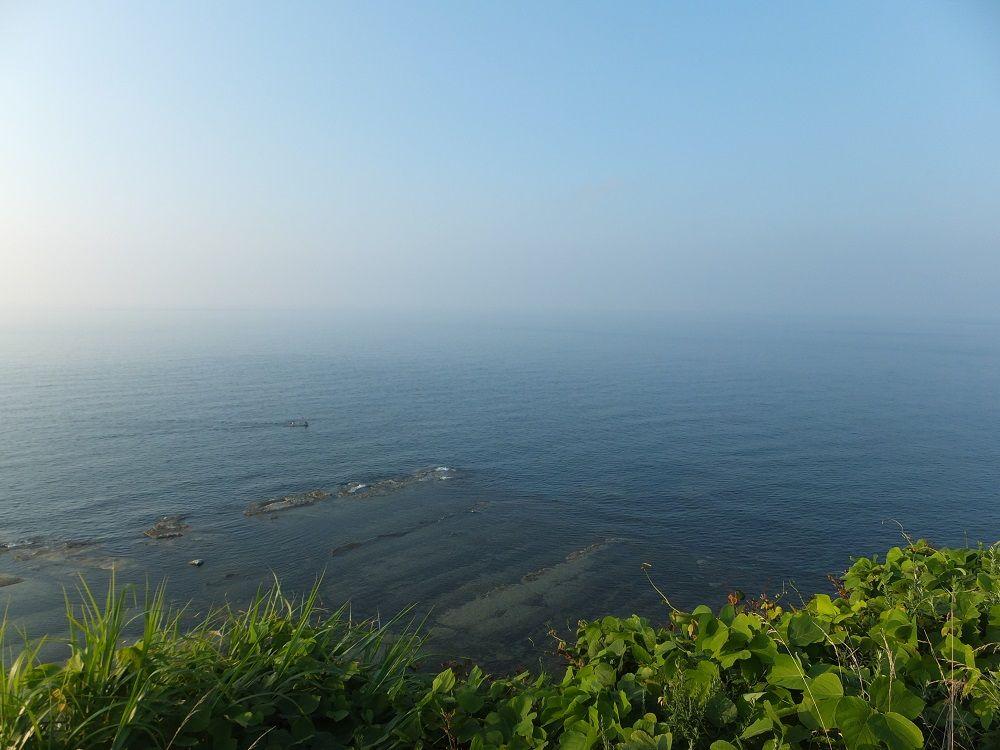 絶海の禄剛崎!立山連峰や佐渡島が見えることも!