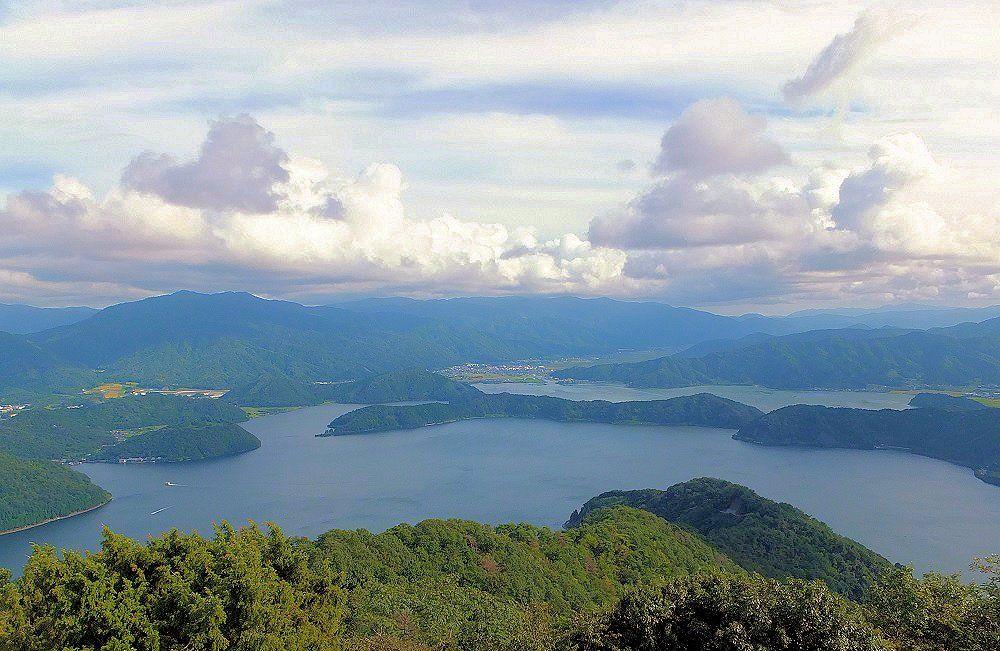 日本遺産・三方五湖は絶景に加え、古くから都の天然の生簀だった!