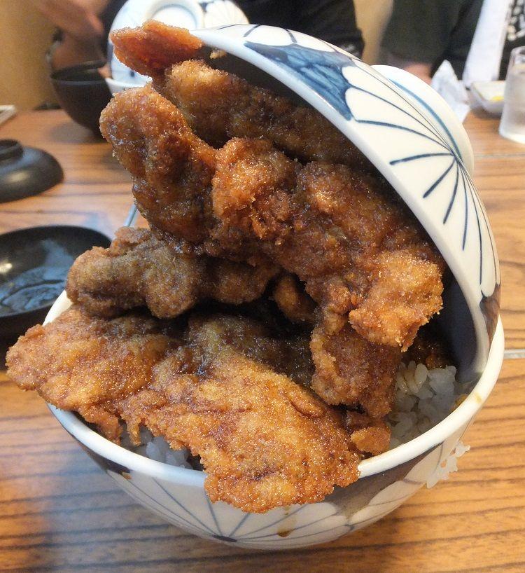 福井のソウルフード!「レストランふくしん」超豪快ソースカツ丼
