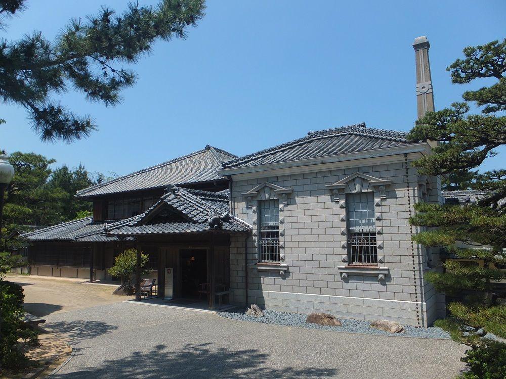 和洋折衷の屋敷・重要文化財 旧高取家住宅