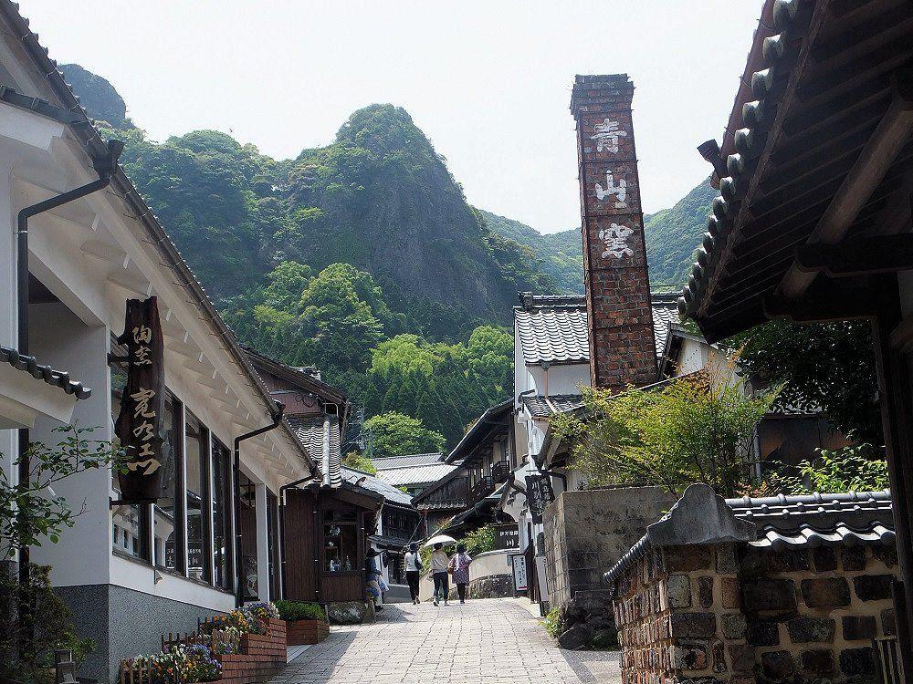 まるで山水画の世界!麗しすぎる大川内山の風景